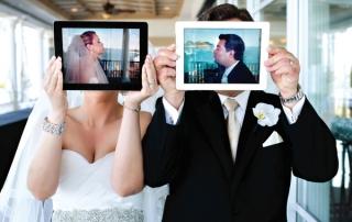Technology at weddings