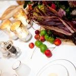 mini fruit table setting
