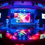 bar mitzvah sports stage