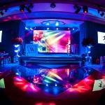 bar mitzvah sports stage