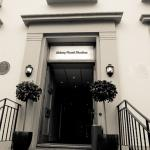 abbey road studios main door front
