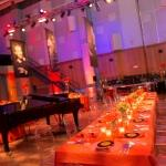 abbey road tressle table piano
