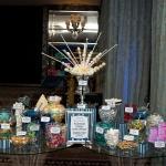 camdy display skewers sweet dessert