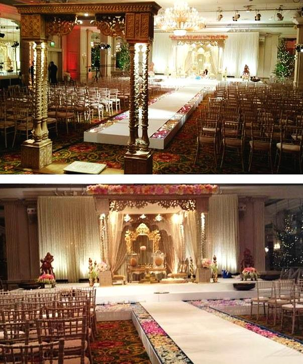 Asian Wedding Planner Stage