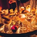 mini cocktail desserts