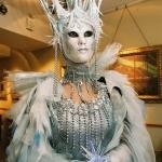 masquerade ice queen