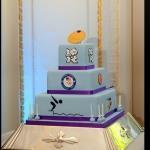 olympics london cake