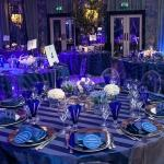table 4 blue and white