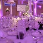 degas table purple