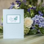 alex and george cards flowers