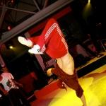 break dancers red