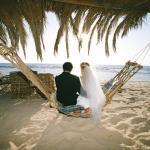 hammock newlyweds
