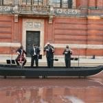 string quartet canoe