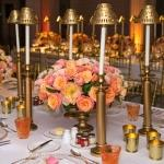 lamos roses gold tables
