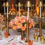 lamos roses gold tables
