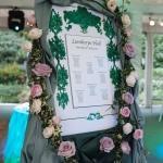 leesthorpe hall wedding seating plan