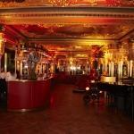 red ballroom bar