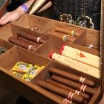 cigar collection display