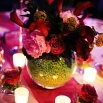 four seasons centrepiece flowers