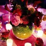 four seasons centrepiece flowers