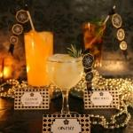 cocktail name cards