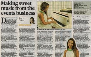 press sarah balfour evening standard