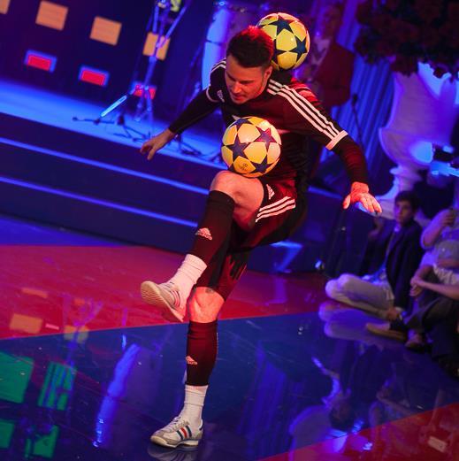 football act player