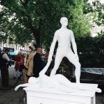 still statues masquerade
