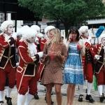 meet and greet characters masquerade