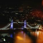 Sky Garden view tower bridge