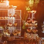 Sky Garden cocktail desserts