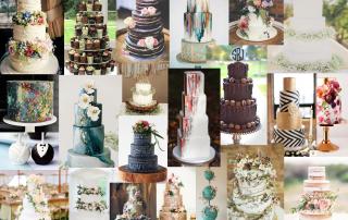 Cake moodboard blog