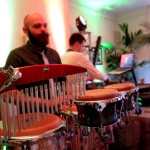 percussionist and DJ