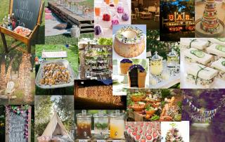Garden Party modboard blog