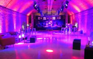 CASHMERE Shoreditch Showcase venue