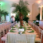 Orchid Events London tropical party