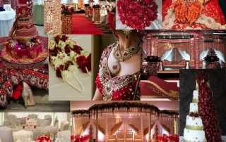 Asian Weddings Moodboard