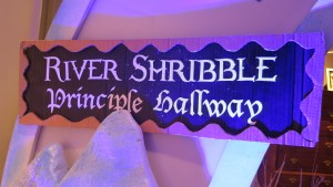 Christmas Party sign 3