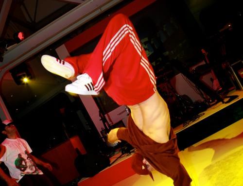 Engaging Entertainment: Break Dance, Street Dance, Football