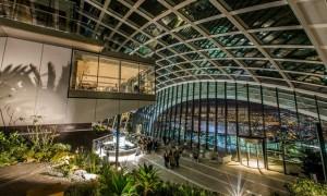 sky garden fenchurch restaurant accredited supplier