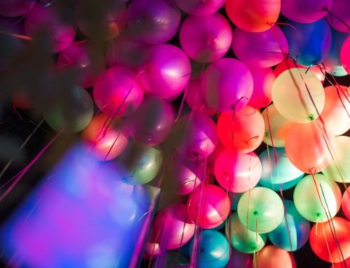 Neon Bar Mitzvah in London