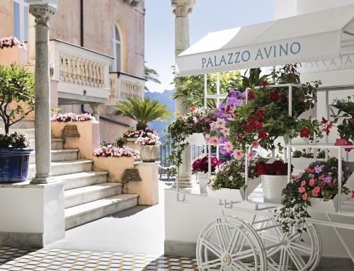Palazzo Avino – your Italian Riviera dream wedding come true!